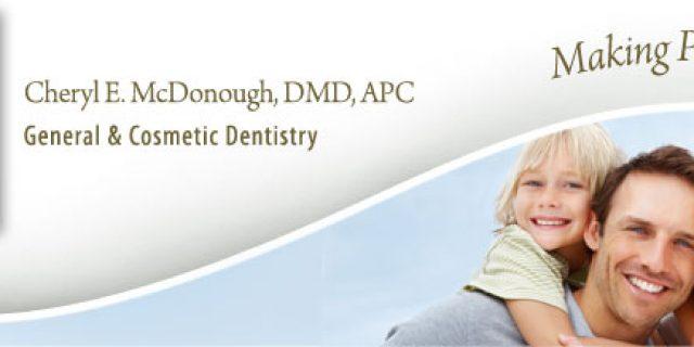 Dr. Cheryl McDonough, DMD,APC
