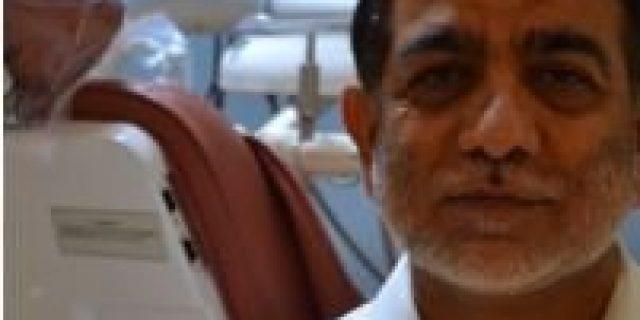 Dr. Makbul I. Patel D.D.S.