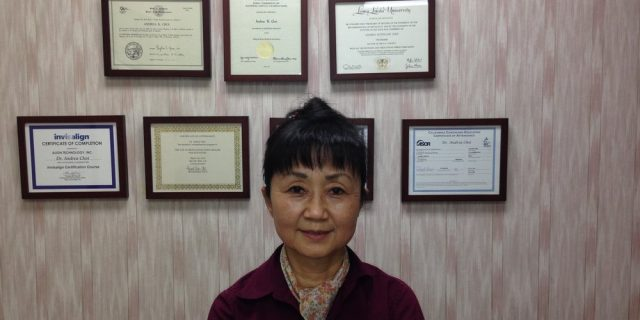 Dr. Andrea K. Choi, DDS